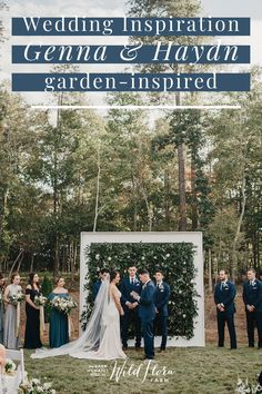 """Get ready to be inspired when looking through Genna   Haydn's wedding day gallery. See how elegant the soft mustard   golden peach compliment the blue hues of the bridesmaid dresses. Ready the Q A between Barn of Chapel Hill and Genna   Haydn as they share what they loved about their wedding day and why they're glad they made a """"must have"""" list."""