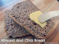 Almond and #Chia Bread #Recipe for #Thermomix