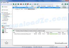 http://www.downloadze.net/utorrent/ ดาวน์โหลดโปรแกรม #uTorrent 3.4.1 Build 30888