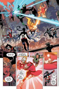 Exclusive Preview: SQUADRON SUPREME #3 - Comic Vine