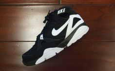 Air Max Trainer '91-I looked sweet (old school term, not new school term, lol) playin ball in these as a kid. I wore these forever