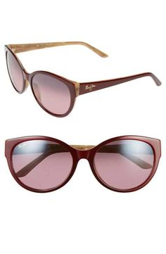 3ecd358bb61 Maui Jim  Venus Pools  58mm Polarized Sunglasses available at  Nordstrom  Latest Sunglasses