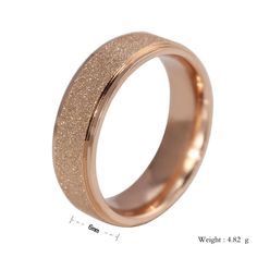10pcs Wholesale d...  Click To Order  http://jere-miah-jewelry.myshopify.com/products/10pcs-wholesale-dull-polish-rings-rose-gold-plated-stainless-steel-women-wedding-ring-mix-lots?utm_campaign=social_autopilot&utm_source=pin&utm_medium=pin We Ship Worldwide!