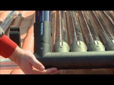 Varisol - Modularer Vakuumröhrenkollektor