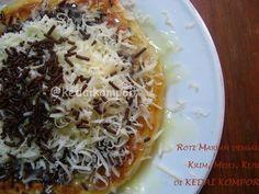 Roti Maryam Coklat Keju Susu :9