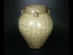 Mashiko Tsubo-Jar by Shimaoka Tatsuzo