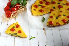 Frittata+di+pomodori+e+basilico