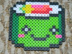 Sushi perler beads by Emopunk23