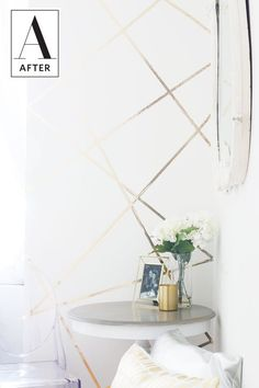 DIY Home Decor sweetest post reference 8530172702 - Classy yet affordable decor tips. Makeover id 8530172702 Studio Apartment Decorating, Rental Decorating, Decorating Tips, Apartment Living, Living Room, Apartment Therapy, Wrought Iron Paint, Multipurpose Room, Entryway Decor