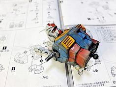 MATEVER1.5: MG RX-78-2 ガンダム Ver.ONE YEAR WAR[バンダイ製 1/100]◆9◆★1★