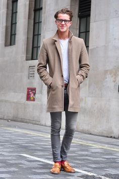 Idée et inspiration Look street style pour homme tendance 2017   Image   Description   London Street Style | Men's Look | ASOS Fashion Finder