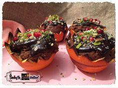 #delicious #foodphotography #SevinçYiğitArabacı #Istanbul #Türkiye #SevinçinLezzetDefteri #JoysTasteBook #like #followme #sweet #food #enfes #lezzet #portakalkabugundakek #Orange #Portakal Çanağındaki #Kek — at Sevinç'in Lezzet Defteri (Blog) in İstanbul, #EyeEM #TURKEY