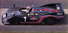 Rof Stommelen (Porsche 936-turbo) 300 Kms du Nürburgring 1976 -L'Automobile mai 1976.