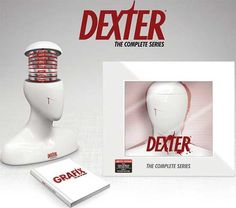 Dexter - Blu-ray, DVD Packages, Date for 'The Final Season' and 'The Complete Series Collection'