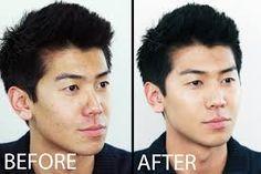 Image result for male natural makeup