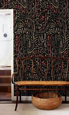 10 Entryways That Will Make You Want to Wallpaper Immediately
