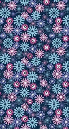 Blue-Purple flowers scrapbook paper iphone, wallpaper e cellphone wallpaper. Galaxy S8 Wallpaper, Purple Wallpaper, Cellphone Wallpaper, Flower Wallpaper, Mobile Wallpaper, Pattern Wallpaper, 2017 Wallpaper, Flower Backgrounds, Wallpaper Backgrounds