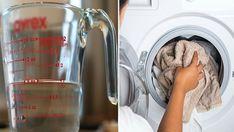 Nápady a Tipy Liquid Measuring Cup, Washing Machine, Home Appliances, House Appliances, Appliances