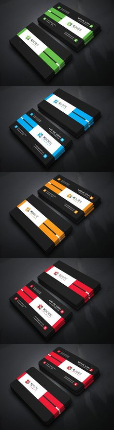X Point Business Card