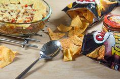 Der perfekte Snack für lustige Abende mit Freunden: Chio Tortillas als leckeren Auflauf mit Hackfleisch und Paprika! #chio #chiotortillas #anzeige http://www.marie-theres-schindler.de/chio-tortillas-ueberbacken/