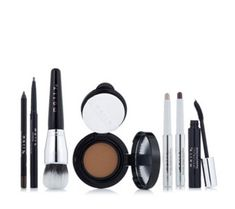 QVCUK TSV Offer 21/01/18...  234772 - Mally Reach for the Sky 7 Piece Make-up Collection  QVC PRICE: £52.00 TSV Price: £37.98 + P&P: £3.95 or 3 Easy Pays of £12.66 +P&P in 5 shade options This seven-piece Reach for the Sky collection is hand-picked by Mally herself and features top picks like the Flawless Finish Transforming Effect Foundation and two of the popular Evercolor Shadow Stick Extras, as well as an eyeliner, mascara, brow pencil and foundation brush.