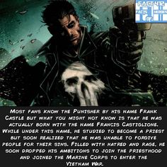 Fact 412 - The Punisher!! QUESTION - Did you know this? ---------------------------------------