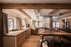 Inneneinrichtung im Alpenstil mit Monika Eham | Besondere Immobilien zum Kauf
