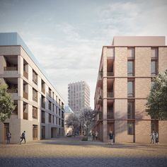 Strand East R2 Street View - Mae architects