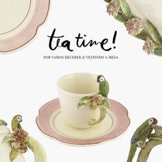 Tea Time, a hora do Chá. A infusão de folhas, frutas ou ervas aromáticas e água fervendo. Simples assim, certo? Não mesmo...O chá é muito, mais muito mais