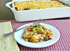 Beef Enchilada Casserole | Tasty Kitchen: A Happy Recipe Community!
