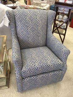 CR Laine Holman Swivel Glider