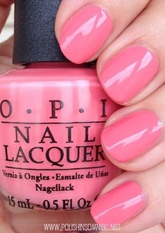 OPI Coca-Cola Collection ♥ Swatches and Review