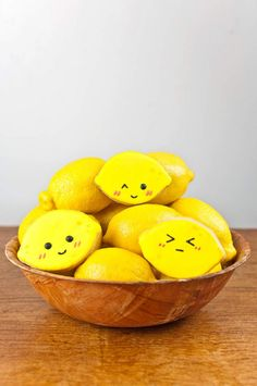 .lemon-shaped sugar cookies with lemon frosting recipe: includes a decorating video tutorial