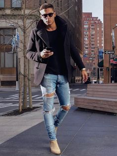 Menstylica Fashion Blog — Andrea Denver ☮ Menstylica