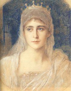 St Elizabeth the New Martyr (artist unknown)
