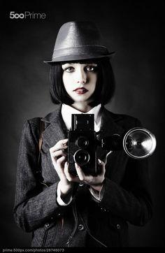 Photographer Vladimir Serov