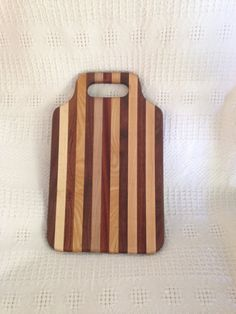 Cutting board by FalconcrestWoodworks on Etsy