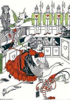 AliceManiA: Blanche McManus   Алиса в стране чудес (1899г.)