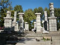 The Old Summer Palace (Yuanmingyuan): History, Travel Guide Travel Info, Travel Guide, Old Summer Palace, Sightseeing Bus, Animal Statues, Spring Garden, Historical Sites, Beijing, Wonders Of The World