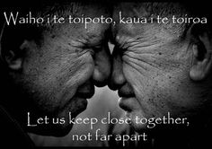 The Hongi, exchanging each other's breath. A bit funky to do at first but a beautiful concept and transfer of human life. Pleased to have met beautiful Maori people and exchange the breath of life! Maori Tribe, Maori People, Maori Art, Kiwiana, Thinking Day, Past Life, Childhood Education, Proverbs, New Zealand