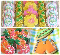 Festa tema Havaí - Inesquecível Festa Infantil