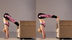 Learn the Art of Pressing up into Handstand