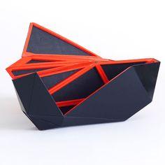 Clutch handbag that folds like origami - A' Design Awards winners 2012