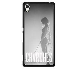 Lauren Mayberry Chvrches TATUM-6354 Sony Phonecase Cover For Xperia Z1, Xperia Z2, Xperia Z3, Xperia Z4, Xperia Z5