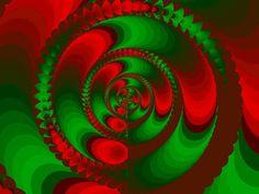 fractal art christmas - Google Search