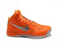 quality design eb371 20ec7 Nike Zoom Hyperfuse 2012 Orange Metallic Silver,Style code 454138-008,The