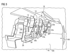 Cost-Cutting Airline Seating Could Stack Passengers on Top of Each Other - CityLab