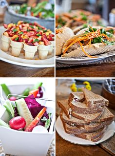 Healthy party food!