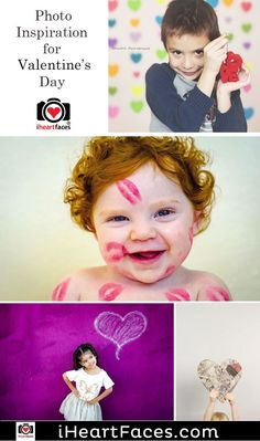 Valentines Day Photography Inspiration via iHeartFaces.com
