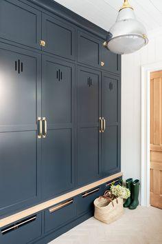 Studio Mcgee, Boho Home, Interior Design Studio, Mudroom, Home And Family, Family Life, House Plans, New Homes, House Design